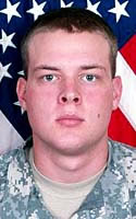 Army Sgt. Mikeal W. Miller