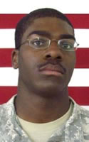 Army Spc. Andre D. Mitchell