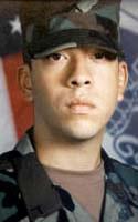 Army Cpl. Joshua A. Molina