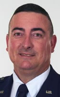 Air Force Lt. Col. Joseph A. Moore