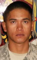 Army Staff Sgt. Conrad A. Mora