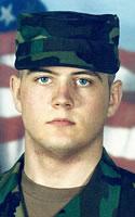 Army Spc. Shawn A. Muhr