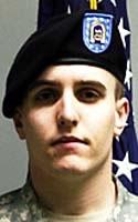 Army Spc. Zachary T. Myers