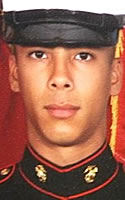 Marine Cpl. Tevan L. Nguyen