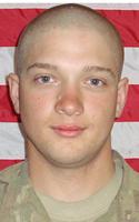 Army Sgt. Nicholas M. Dickhut