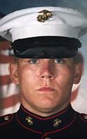 Marine Pvt. Nolen R. Hutchings