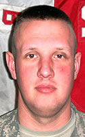 Army Staff Sgt. Curtis A. Oakes