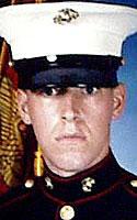 Marine 1st Lt. Joshua M. Palmer