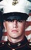 Marine Lance Cpl. Bradley L. Parker