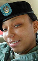 Army Pfc. Patricia L. Horne