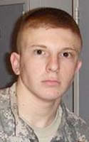 Army Pfc. Heath K. Pickard