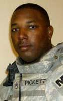Army Staff Sgt. Emanuel  Pickett