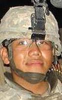 Army Spc. Qixing  Lee
