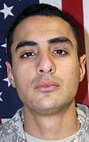 Army Spc. Joel A. Ramirez