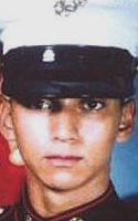 Marine Pfc. Ramon  Romero