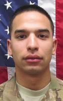 Army Spc. Ray A. Ramirez