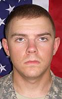 Army Pfc. Shane M. Reifert