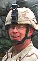 Army Sgt. 1st Class Robbie D. McNary