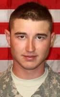 Army Pfc. Jonathan R. Roberge