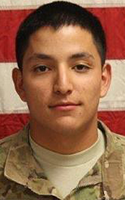 Army Spc. John P. Rodriguez