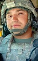 Army Sgt. Mario  Rodriguez
