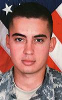 Army Pfc. Roger A. Suarez-Gonzalez