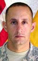 Army Sgt. 1st Class Russell P. Borea