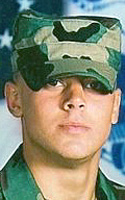 Army Pfc. Ryan R. Berg