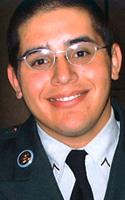 Army Pfc. Ryan J. Hill