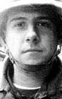Army 1st Lt. Ryan T. Sanders