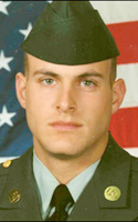 Army Sgt. Ryan  Sharp