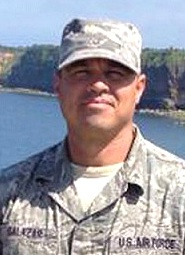 Air Force Tech. Sgt. Anthony E. Salazar