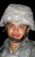 Army Pfc. Sammie E. Phillips