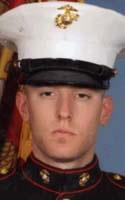 Marine Lance Cpl. Patrick W. Schimmel