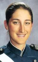 Air Force 1st Lt. Roslyn L. Schulte