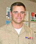 Marine Cpl. Sean A. Stokes