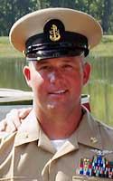 Navy Senior Chief Aviation Warfare Systems Operator Sean  Sullivan