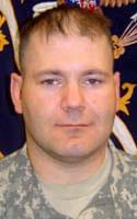 Army Staff Sgt. Eric B. Shaw