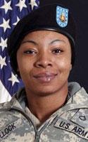Army Pfc. Amy R. Sinkler
