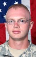 Army Pvt. Daren A. Smith