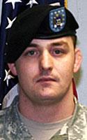Army Staff Sgt. Shannon M. Smith