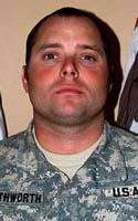 Army 1st Lt. Jared W. Southworth