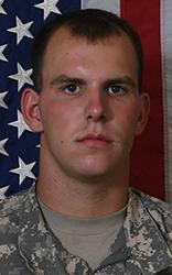 Army Spc. Alexander W. Missildine