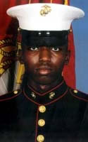 Marine Lance Cpl. Ray A. Spencer II
