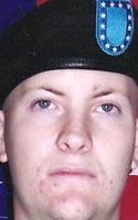 Army Sgt. Mark A. Stone