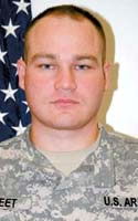 Army Spc. Christopher P. Sweet