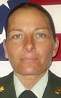 Army Staff Sgt. Cynthia R. Taylor