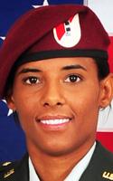 Army Chief Warrant Officer 2 Thalia S. Ramirez