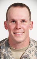 Army Pfc. Theodore B. Rushing
