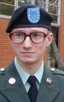 Army Pvt. Jordan P. Thibeault